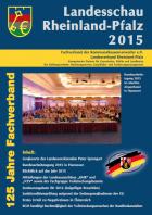 Landesschau 2015 erschienen